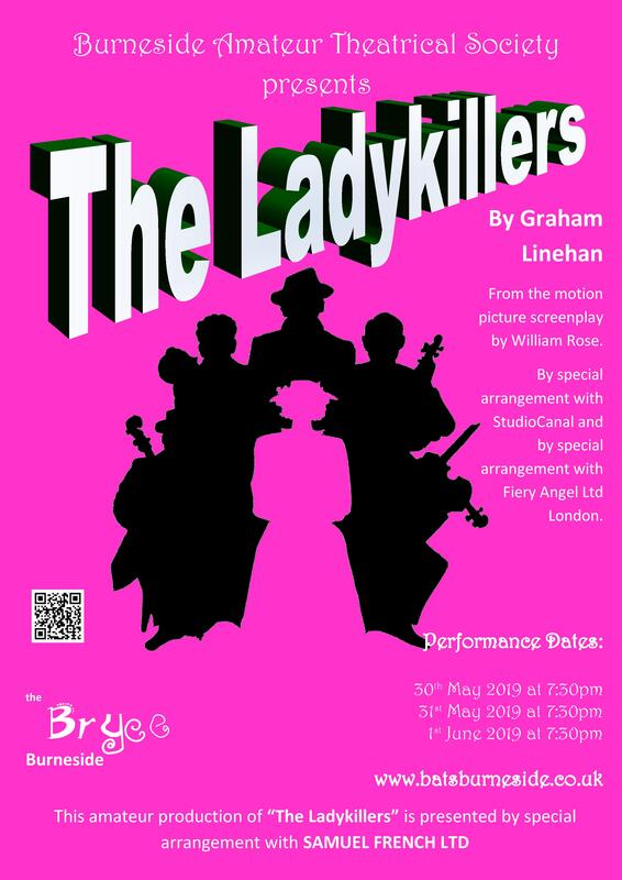 Burneside Amateur Theatrical Society The LadykillersPicture